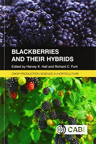 Blackberries and Their Hybrids (Crop Production Science in Horticulture) by CABI