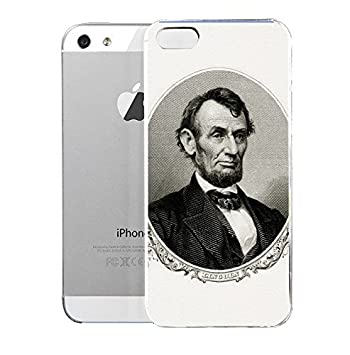 iPhone 5&5S cover case Abraham Lincoln Abraham Lincoln Wikipedia The Free Encyclopedia: Amazon.es: Electrónica