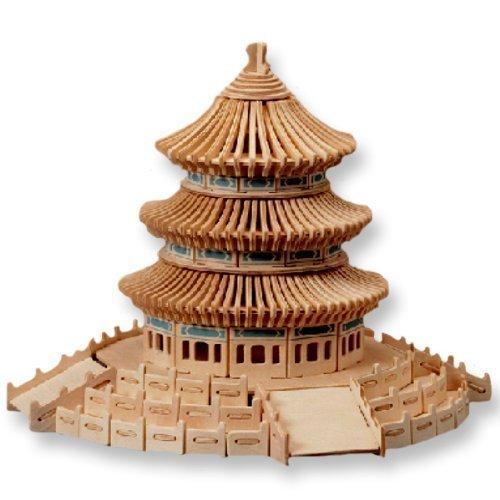 55%以上節約 3 One - D木製パズル your – Temple of dchi-wpz-p075 Heaven – Affordableギフトfor your Little One。Item # dchi-wpz-p075 B004QDYE4A, 【楽天ランキング1位】:692a0fc5 --- quiltersinfo.yarnslave.com
