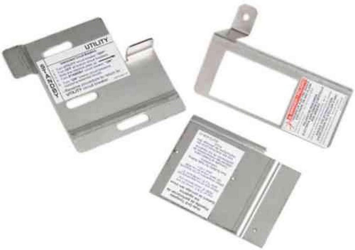 Square D by Schneider Electric QOCRBGK1C 100 Amp QO Load Center Outdoor Generator Inter-Lock Kit