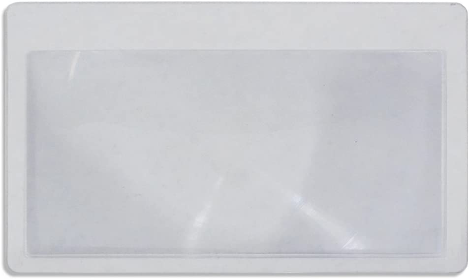 Amazon.com: Lente de Fresnel 4-Pack tarjeta de crédito ...