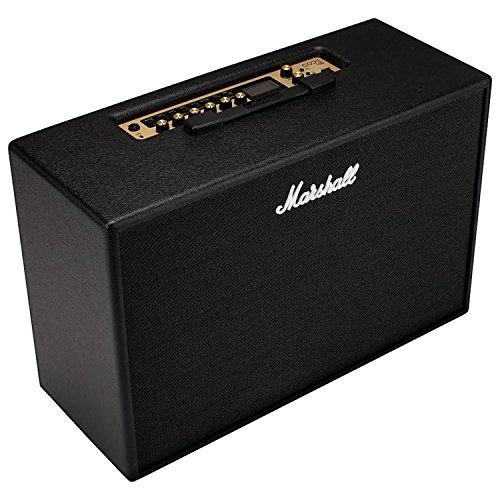 - Marshall CODE 100W 2x12 Guitar Combo Amp Black