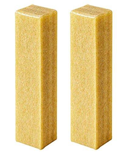 SKATECO Belt and Disk Abrasive Cleaning Stick