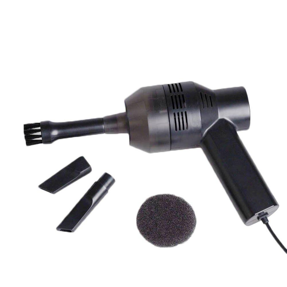 Adealink Portable Mini Handheld Keyboard Vacuum Cleaner Laptop Desktop Computer Keyboard Dust Cleaner
