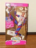 Barbie Olympic Gymnast 1996 Atlanta Games Doll