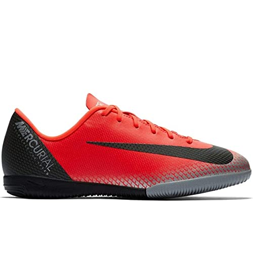 89059e14c6178 Nike Youth Soccer Jr. Mercurial Vapor 12 Indoor Shoes: Amazon.ca ...