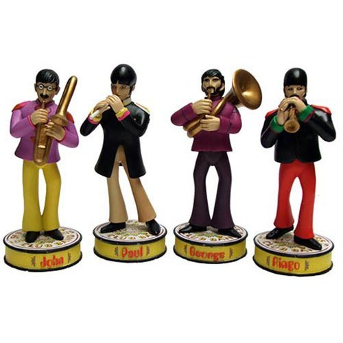 The Beatles Yellow Submarine Deluxe Shakems Set by Factory Entertainment ()