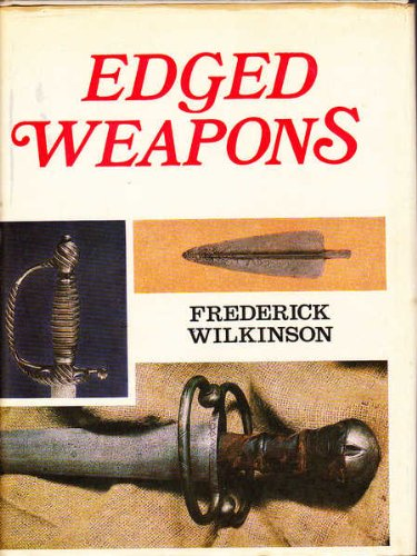 Edged weapons, (Signature)