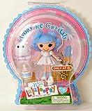 Lalaloopsy Mini Ivory Ice Crystals Holiday Doll