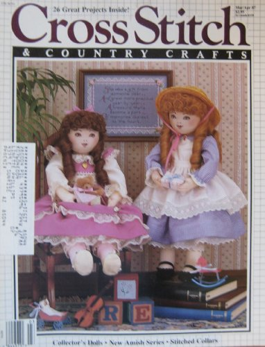 CrossStitch & Country Crafts, Mar/Apr 1987 (Volume II, Number 4)