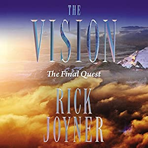 The Vision: The Final Quest Hörbuch