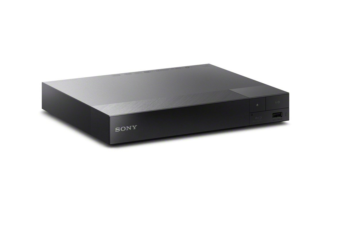 Sony BDP-S5500 3D Blu-Ray Player with Wi-Fi Petra Canada BDPS5500