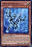 Yu-Gi-Oh! - Silver Gadget (MVP1-EN017) - The Dark Side of Dimensions Movie Pack - 1st Edition - Ultra Rare