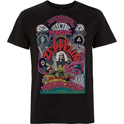 Led Zeppelin – Full Colour Electric Magic T Shirt