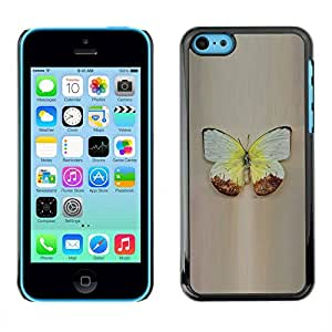 TopCaseStore / Snap On Hard Back Shell Rubber Case Protection Skin Cover - Art Istanbul Mosque White - Apple iPhone 5C