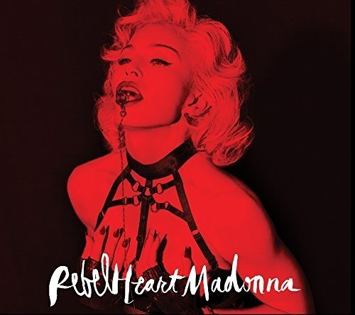 CD : Madonna - Rebel Heart