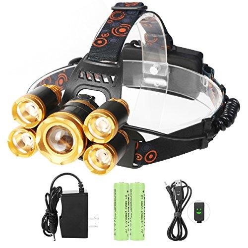 8000 lumens led flashlight - 7