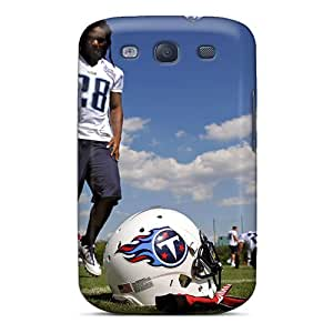 VariousItem Vowjl14785QDpWK Protective Case For Galaxy S3(tennessee Titans Nfl Football)