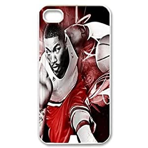 Andre-case Derrick Rose Custom case cover for jwgZN0Tqb8P Iphone 4,4S, Personalized Derrick Rose case cover