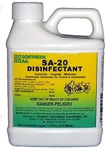 Sur AG SA-20planta desinfectante (mismo como Physan 20), 16oz -1pinta