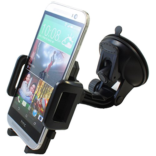 Navitec24 360/° UNIVERSAL KFZ-Halter PKW Halterung drehbar Car-Holder Phone-Mount