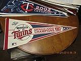 1987 Minnesota Twins World Series AL Champions pennant