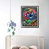 Diamond Painting Kits for Adults, DIY 5D Round Full Drill Art Perfect for Relaxation and Home Wall