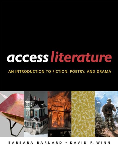 Access Literature: An Introduction to Fiction, Poetry and Drama