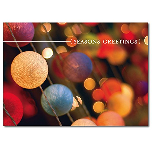 Christmas Greeting businesses foil lined envelopes product image