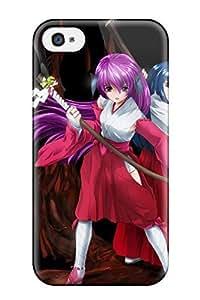 good case Durable Protector case cover With Higurashi No Naku Koro Ni Hot O2xi3nuXXIp Design For iPhone 5 5s