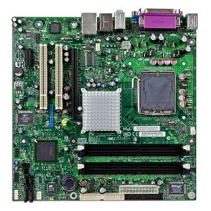 Motherboard 915g (Intel D915GAGL Intel 915G Socket 775 micro-ATX Motherboard w/Video, Audio & LAN)