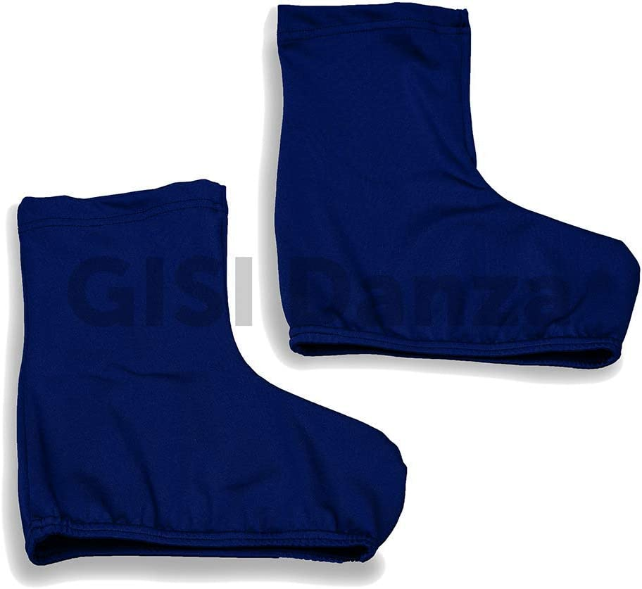 Gisi Danse copripattini en Lycra pour Patinage/-/100/% Made in Italy