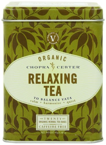 Chopra Center Organic Herbal Relaxing