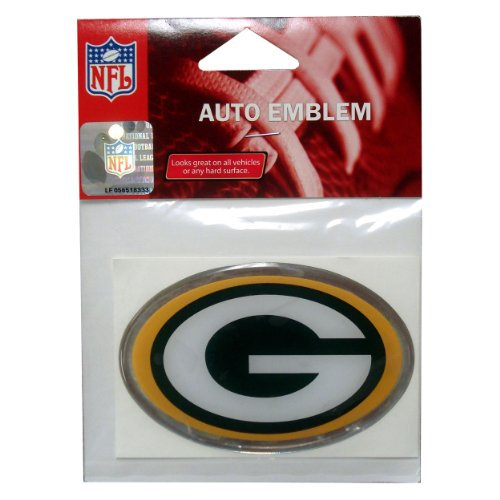 Team Promark Color Auto Emblem - Green Bay Packers