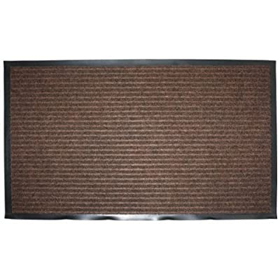 J & M Home Fashions Ribbed Runner Utility Mat