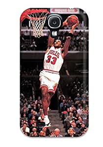 nazi diy 6742997K404911035 nba chicago bulls scottie pippen basketball NBA Sports & Colleges colorful Samsung Galaxy S4 cases