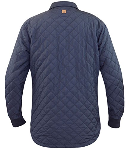 Imbottito Mens Navy Impermeabile Cappotto Designer Jack Collare Foderato Sud Giacca CPPHwqU