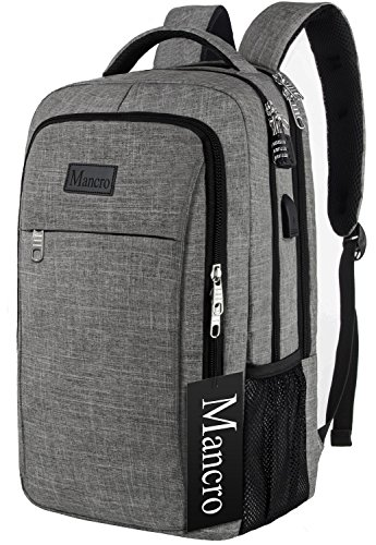 Business Backpack Mancro Resistant 15 6 Inch