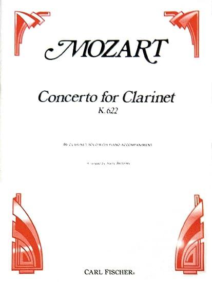 Amazon com: Concerto for Clarinet - Mozart - Harry Bettoney