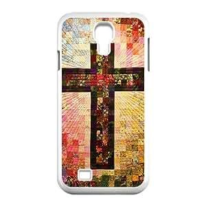 Cross Unique Design Cover Case for SamSung Galaxy S4 I9500,custom case cover ygtg548301