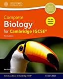 Complete science for Cambridge IGCSE®: complete biology for Cambridge IGCSE. Per le Scuole superiori