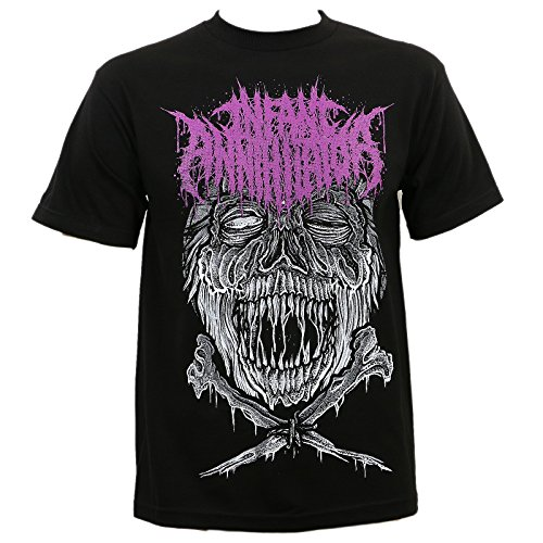 Infant Annihilator Men's Cheeky T-Shirt - Mens Fashion Indie