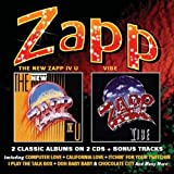 THE NEW ZAPP IV U / VIBE: 2CD DELUXE EDITION