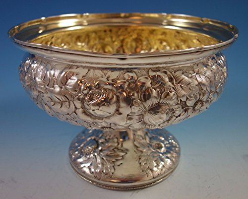 Gorham Sterling Silver Centerpiece Bowl Repoussed GW 9