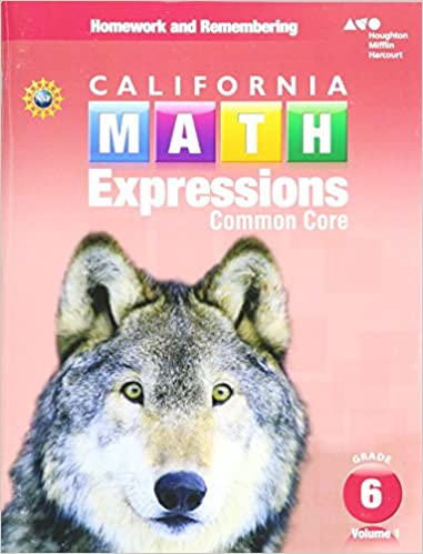 math expressions homework and remembering grade 5 volume 1 answer key