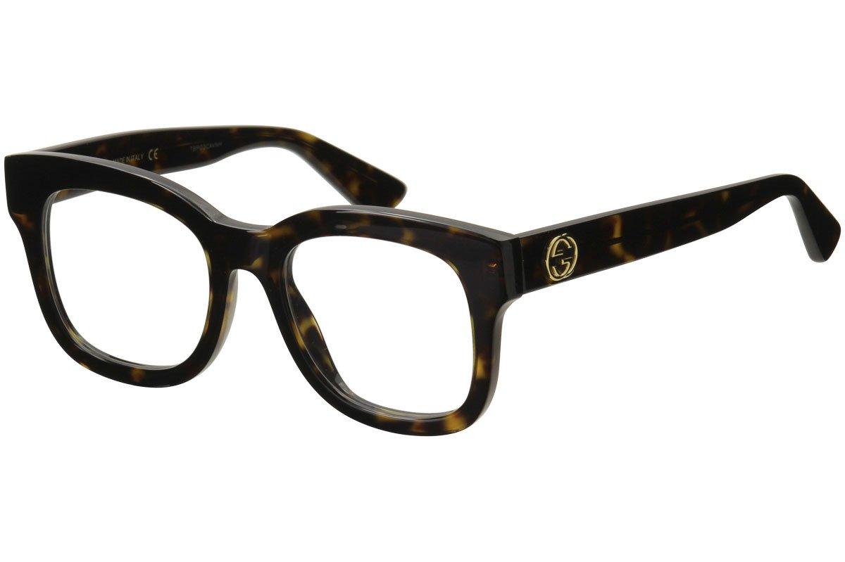 Gucci - GG0033O-002 Optical Frame ACETATE