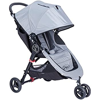 Amazon Com Baby Jogger City Micro Stroller Black Gray