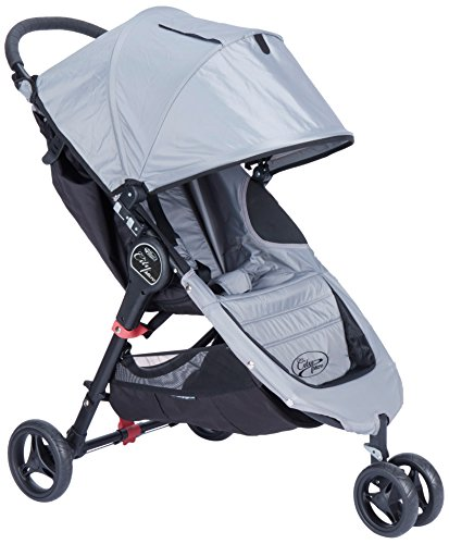 Baby Jogger City Micro Stroller – Black/gray
