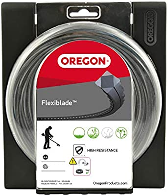 Oregon Scientific 111082E Flexiblade - Hilo para bordeadora (3,0 ...
