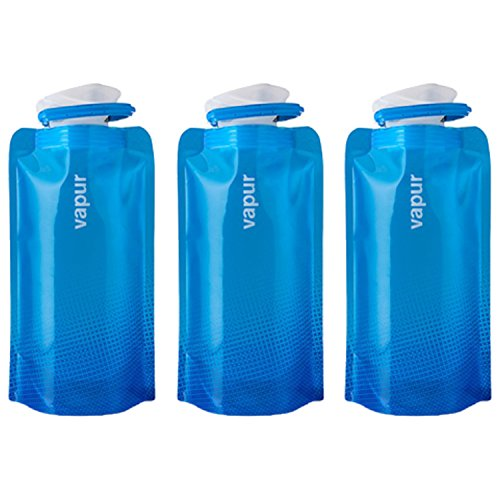 Vapur 0.5 Litres Anti-Bottle (blue) - 5